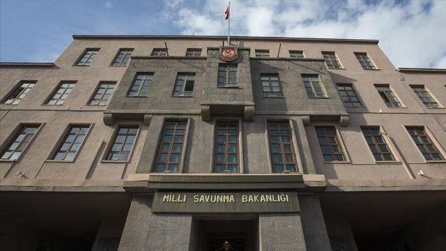 Milli Savunma Bakanlığı: Bu aşamada yeni bir harekat icra edilmesine gerek kalmamıştır