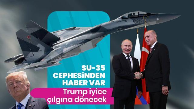 Rusya: Türkiye, Su-35 uçağı sevkiyatına ilişkin teklifimizi inceliyor