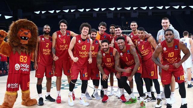 Galatasaray Doğa Sigorta Karadağ'dan galibiyetle dönüyor