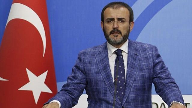 AK Parti: Suriye rejimiyle herhangi bir temasımız söz konusu değil