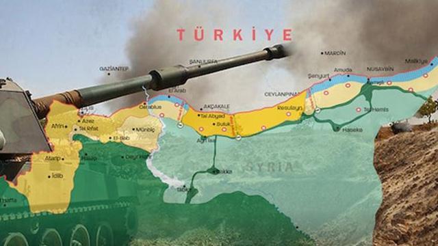YPG Suriye denkleminden tamamen dışarı çıktı