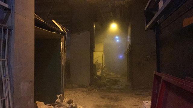 Otogarda yıkım tartışması: Hiçbir açıklama yapmadılar