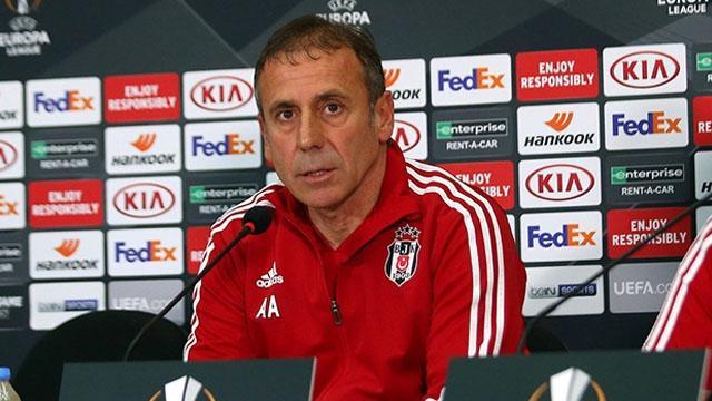 Abdullah Avcı: 'Enzo Roco yarın ilk 11'de başlayacak'