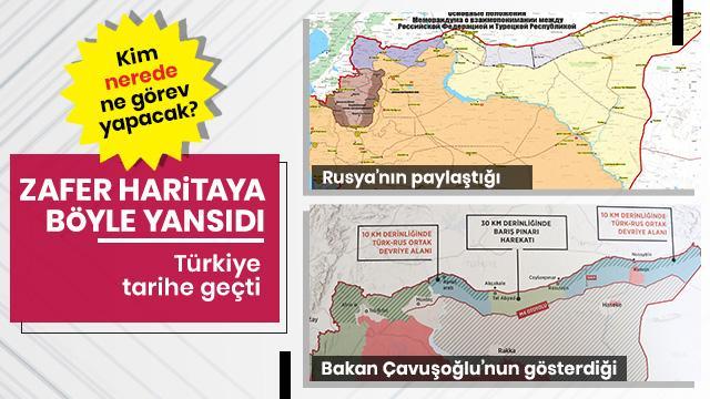 Türkiye Suriye'yi parçalamaktan kurtardı