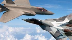 F-35 ve Su-57'de iki kritik gelişme! Ölümcül hata ortaya çıktı