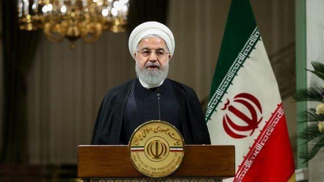 Ruhani'den 'dünya ile irtibat kurmazsak yalnızlaşırız' açıklaması