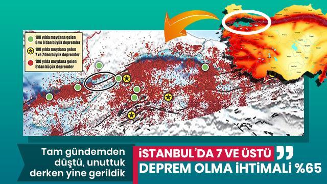 Marmara için korkutan deprem açıklaması! Tehlike çok büyük