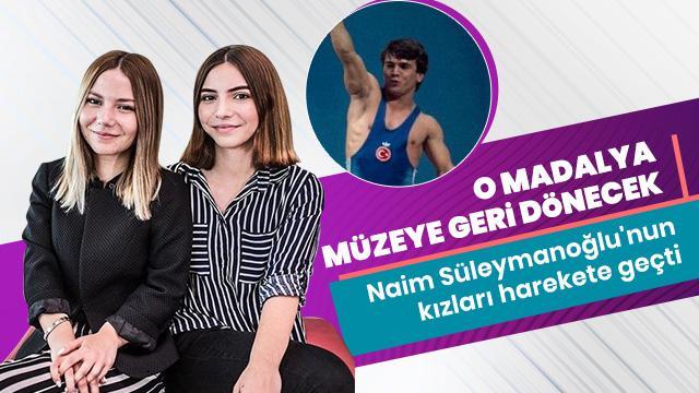Naim Süleymanoğlu'nun kızları harekete geçti! Suç duyurusunda bulundular