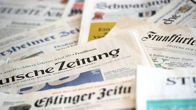 Türkiye işlemi başlattı! Alman basını DEAŞ'la ilgili yaşadıkları tedirginliği manşetlerine taşıdı