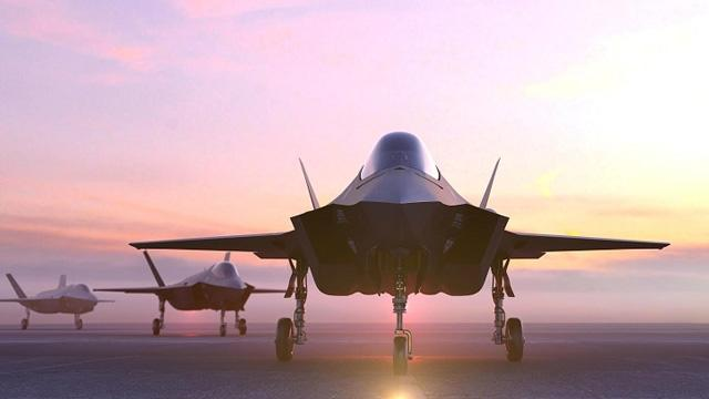 Washington'dan İsrail'e F-35 sevkiyatı