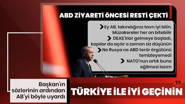 Macaristan'dan AB'ye uyarı: Ankara ile iyi geçinmek zorundayız