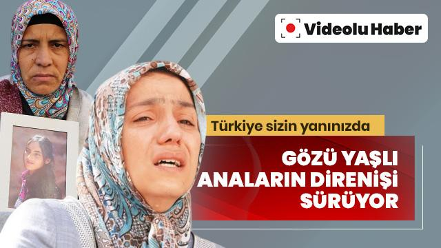 Diyarbakır annelerinin evlat nöbeti 71. gününde! 'Yeter artık gençlerimizi yok etmesinler'