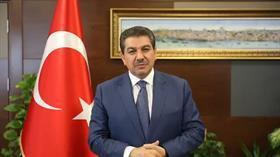 "AK Parti'den CHP'nin ""Temel Atmama Töreni"" şovuna çok sert tepki: Şaka zannettim"