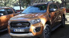 Yeni Ford Ranger'da hedef liderlik