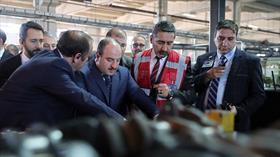 Sanayi ve Teknoloji Bakanı Varank: Türkiye'nin sanayisinin sadece 3'te 1'i OSB'lerde