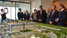 Başakşehir Şehir Hastanesinin yeni yılda açılması hedefleniyor