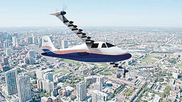 Elektrikli uçak 2020'de göklerde