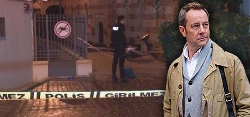 İstanbul'da ölü bulunan Le Mesurier'le ilgili Rusya'dan açıklama