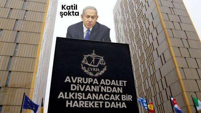 """""""İsrail işgal topraklarında ürettiği malları etiketlemeli"""""""