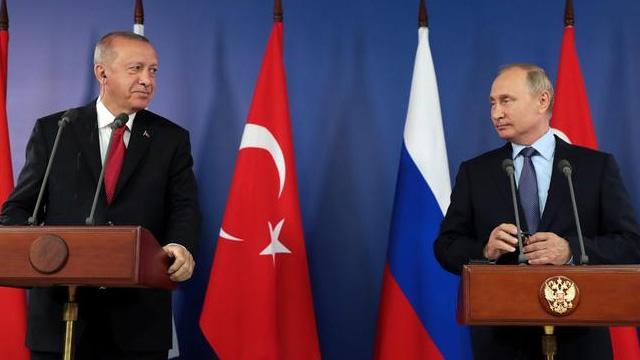 Peskov: Putin ve Erdoğan Ocak 2020'de TürkAkım'ın açılış töreninde bir araya gelebilir