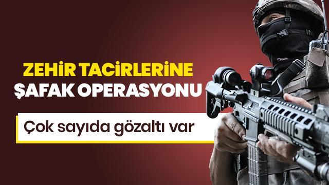 İstanbul'da operasyon! Gözaltılar var...