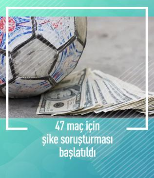 İsveç Futbol Federasyonu, 47 maçla ilgili şike soruşturması başlatıldığını duyurdu