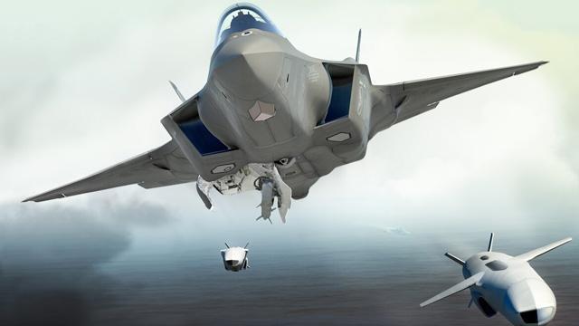 F-35'ler için 50 milyon dolarlık füze siparişi
