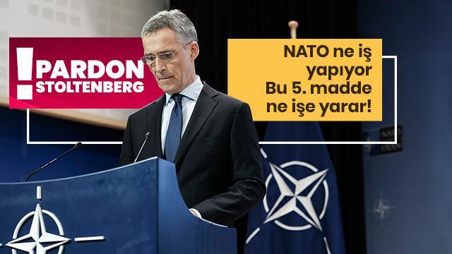 Başkan Erdoğan NATO'ya seslendi: Ne iş yapıyorsunuz?
