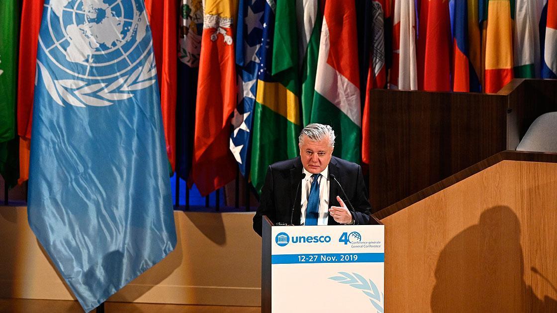 UNESCO Genel Konferans Başkanlığına 53 yıl sonra bir Türk büyükelçi seçildi