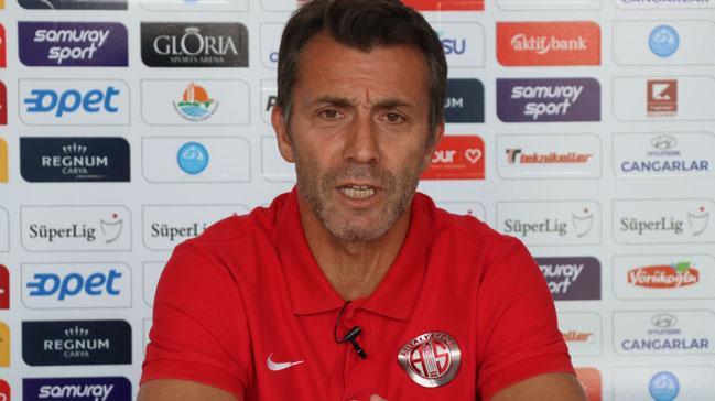 Süper Lig'de bir hoca daha istifa etti!