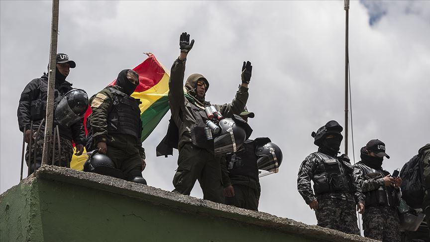 Bolivya'da siyasal darbe