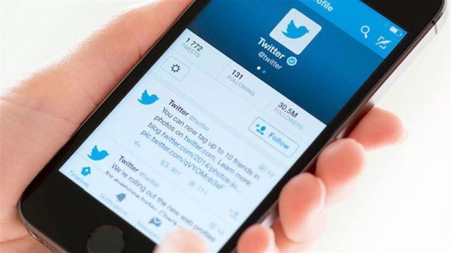 Türkiye'nin dünya gündemine oturan terörle mücadele etiketine Twitter'dan sansür