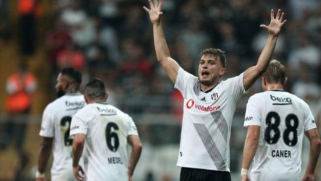 Beşiktaş'ta Adem Ljajic'in bileti kesildi