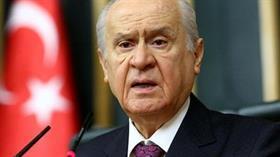 Devlet Bahçeli: Türk milleti tamamıyla Cumhurbaşkanımızın yanındadır