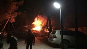Şanlıurfa'da askeri alanda patlama!