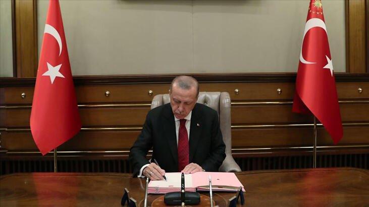 Başkan Erdoğan imzaladı! Sözleşmeli personel çalıştırılmasında düzenleme