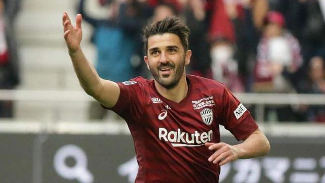 David Villa futbol kariyerini sonlandırıyor