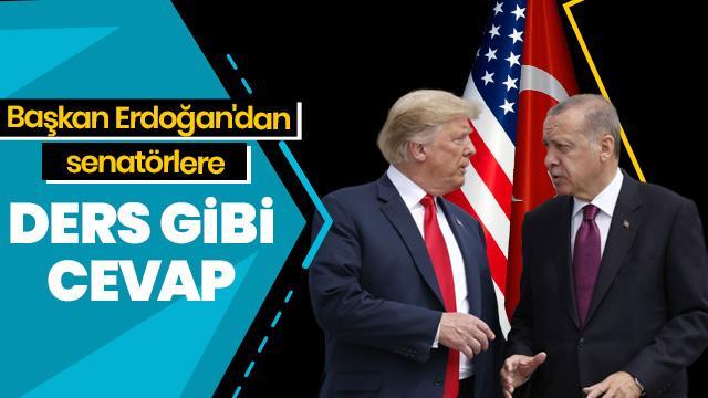 Başkan Erdoğan ile Trump görüşmesi sona erdi!