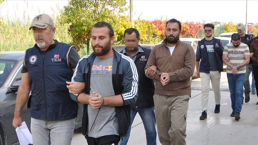 Yılbaşından bu yana 2 bin 782 DEAŞ'lı gözaltına alındı