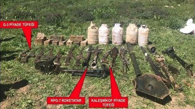 Terör örgütü PKK'ya yönelik Kıran-6 operasyonu