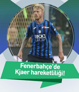 Fenerbahçe'de Simon Kjaer hareketliliği! Devre arasında...