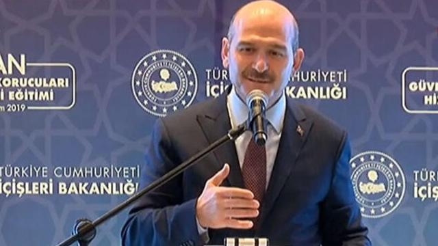 Bakan Soylu: DEAŞ'ın çok önemli bir adamını yakın zamanda ele geçirdik