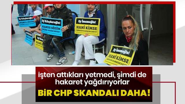 İBB'nin işçi kıyımı sonrası kurulan komisyonda CHP'li üyeler işçilere hakaret etti