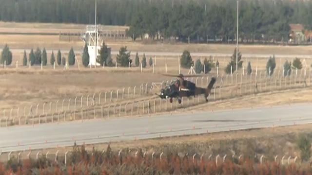 Güçlenen ATAK helikopterinden ilk uçuş