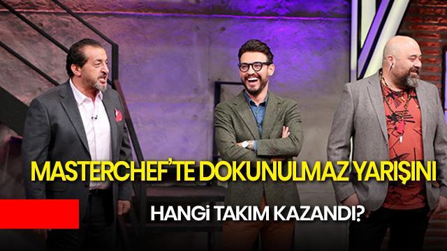 13 Kasım Masterchef Türkiye'de kim elendi? Masterchef dokunulmazlık oyununu kim kazandı?