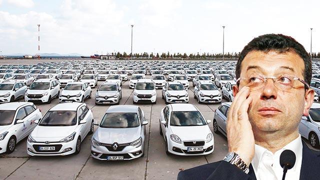 İBB'den yeni araç ihalesi