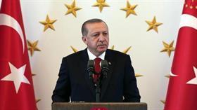 Başkan Erdoğan'dan AB'ye sert tepki: Kıbrıs Türkü'nü Rum oyunlarının esiri haline getirmeye hakkı yoktur