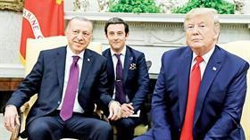 Beyaz Saray'da Suriye zirvesi