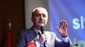 Numan Kurtulmuş: Başkan Erdoğan, ABD'de Türkiye'nin güçlü duruşunu ortaya koydu