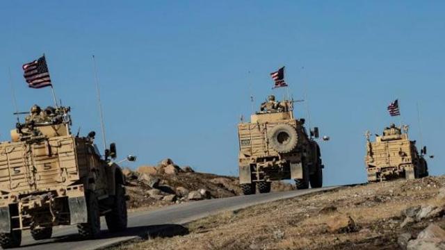 ABD kararını verdi: Suriye'nin kuzeydoğusunda 500-600 asker bırakacak